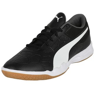 Puma Mens Black Tenaz Running Shoes