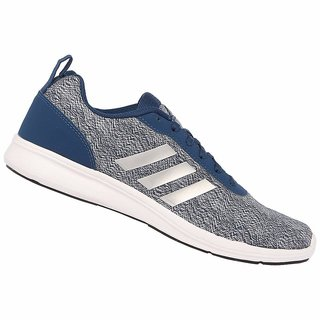 Adidas Adiray 1.0M Mens Blue Running Shoe
