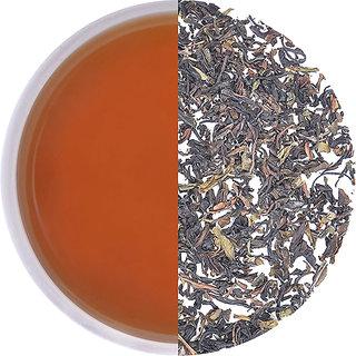Buy 1 Get 1 Free Teafloor Darjeeling Spring Silver Tips Black Tea Leaf|200gm ,100 cups