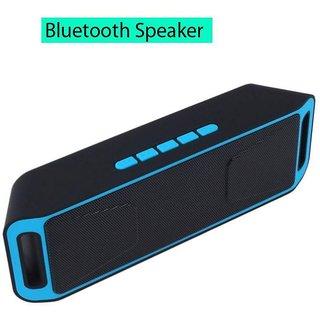 Deals e Unique Portable Bluetooth Speaker 113 FM (Multi color) Bluetooth Speaker