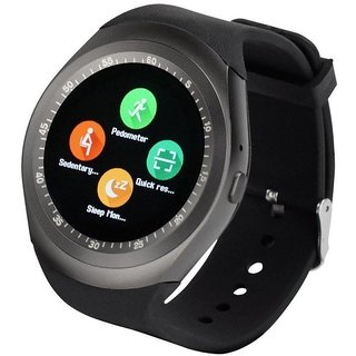 Versatile Y1 Smart Watch (Connect Any Android And iOS Phones)