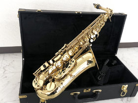Minerva Alto Saxophone Professional (Made in Japan)