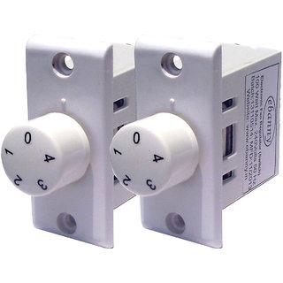 Electronic fan regulator (Set of 2) for Anchor boards