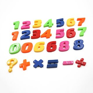 Magnetic Numbers for Kids Learning