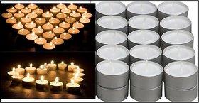 Tea Light Candles - Tea Light Candle Pack Of 100 CodeRB