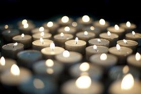 Pack Of 50 White Tealight T-lite Tea Light Candles For