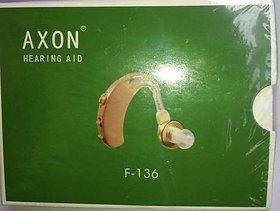 Hearing Care Axon F-136 Digital Aids Amplifier Adjustable