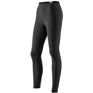 Lycot Womens Lycra Compression Leggings Stretchable Gym Yoga Pant (Size S  Color Black)
