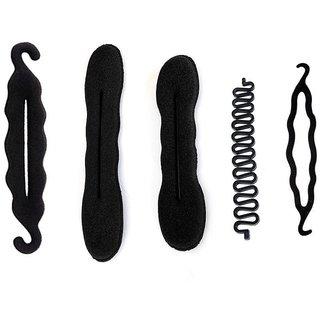 gulzar Hair Accessories Hair Tools Kit (Set Of 5 Tools)