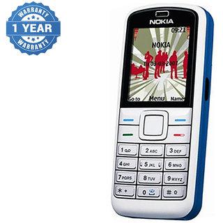 Refurbished Nokia5070 Blue Mobile