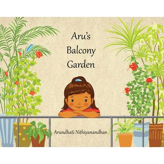 Aru's Balcony Garden