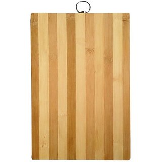 Gulzar   Wooden Cutting Board  (Multicolor Pack of 1)