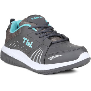 Columbus Mens TB-336 Gray Running Shoe