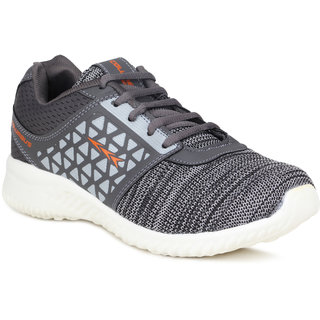Columbus Mens TB-1014 Gray Running Shoe