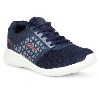Columbus Mens TB-1014 Navy Running Shoe
