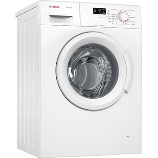 Bosch 6 Kg Fully Automatic Front Load Washing Machine  WAB16061IN, White  Washing Machines