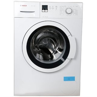Bosch 7 kg Fully Automatic Front Load Washing Machine  WAK20160IN, White