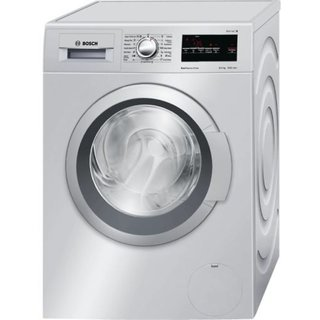Bosch 8 kg Fully Automatic Front Load Washing Machine  WAT24168IN, Silver