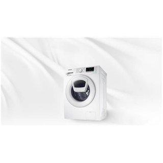 Samsung 8 Kg Fully Automatic Front Load Washing Machine  WW80K5210WW, White