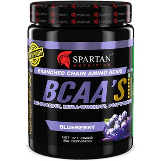 Spartan Nutrition BCAAs PRO Series (300g Blueberry)