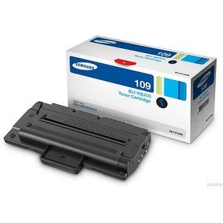 Samsung 109 Toner Cartridge Single Color Toner (Black)