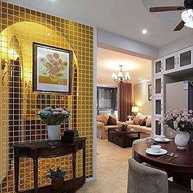 Bikri Kendra - Golden 200 Square - 3D Acrylic Mirror Wall Stickers - B071JFMDZC