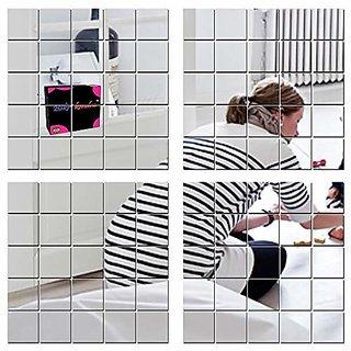 Buy Bikri Kendra Silver 100 Mosaic Square - 3D Acrylic ...