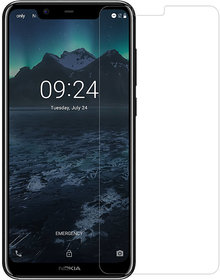 Nokia 5.1 plus Tempered Glass