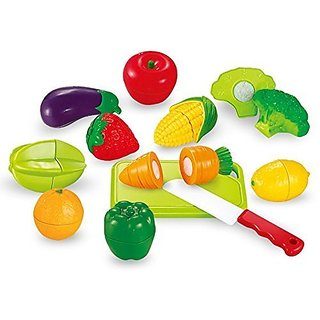 vegetable Cutting Play Toy Set for kids by BGC