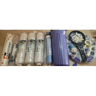WCM 1year service kit for all ro UV uf water purifiers...