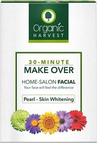 Organic Harvest Pearl - Skin Whitening Facial KIT