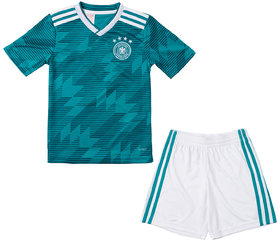 Uniq football jersey for mens (Germany Cyan Set)
