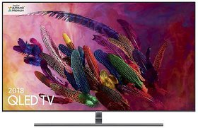 Samsung 75 Inch QA75Q7FNAKXXL Ultra HD QLED Smart TV (Black)