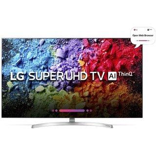 LG 123 cm  49 inch  49SK8500PTA 4K  Ultra HD  Smart LED TV