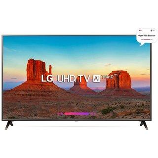 LG 65 Inches Ultra HD (4K) LED Smart TV (65UK6360PTE)