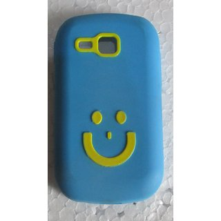 Samsung Rex 90 S5292 Soft Silicone Mobile Back Cover Cases