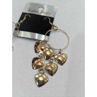 Earring Golden Color Best Quality