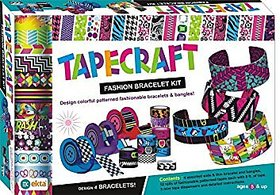 Tape Craft Fashion Bracelet/Bangles Kit