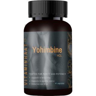 Vitaminhaat yohimbine hcl 2.5 mg 90 capsule