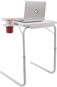 Table Mate Adjustable Folding Kids Home Office Reading Writingwhite