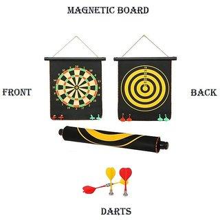 Wolphy Magnetic Board Dart Set
