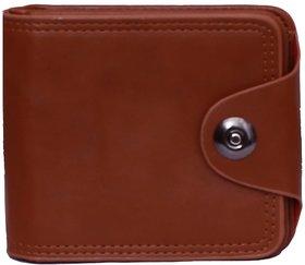 Unique Men's Brown wallet