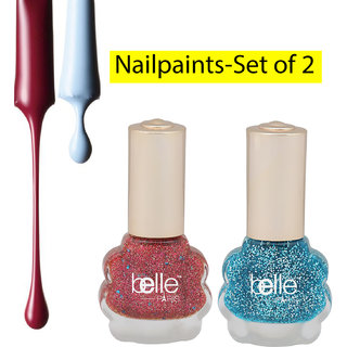 Set of 2 Nail paints