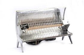 CROWN Sunline 1451 1000 Watt Single Rod Electric Room Heater