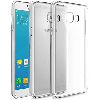 Transparent back cover Samsung Galaxy C9 Pro