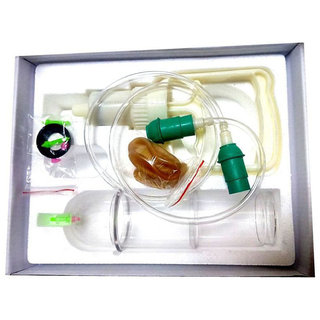 Original Imported Branded Vacuum Cupping Male ling Developer Pump / Orgain developer set ( O D Set )