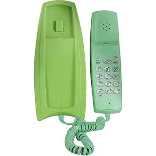 Sonics Slim Line Phone (Apple Green)