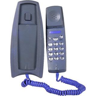 Sonics Slim Line Phone (Navy Blue)