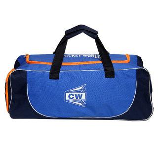 MAXIPAK Heavy Synthetic Bag Zip Closer Wheel Large Match Club Kit Black Blue Orange