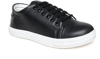 Vendoz Women Black Sneakers